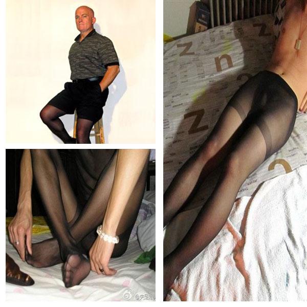 Silk Pantyhose 19