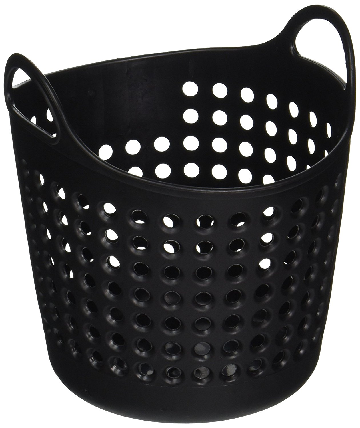 Get Quotations Stealstreet Ss Kd 1616 Black Mini Laundry Basket Office Supply Organizer 4 25