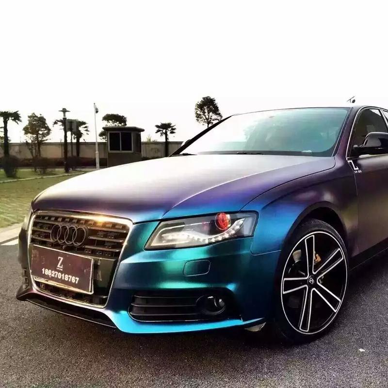 Wholesale Car Pvc Film Chrome Online Buy Best Car Pvc