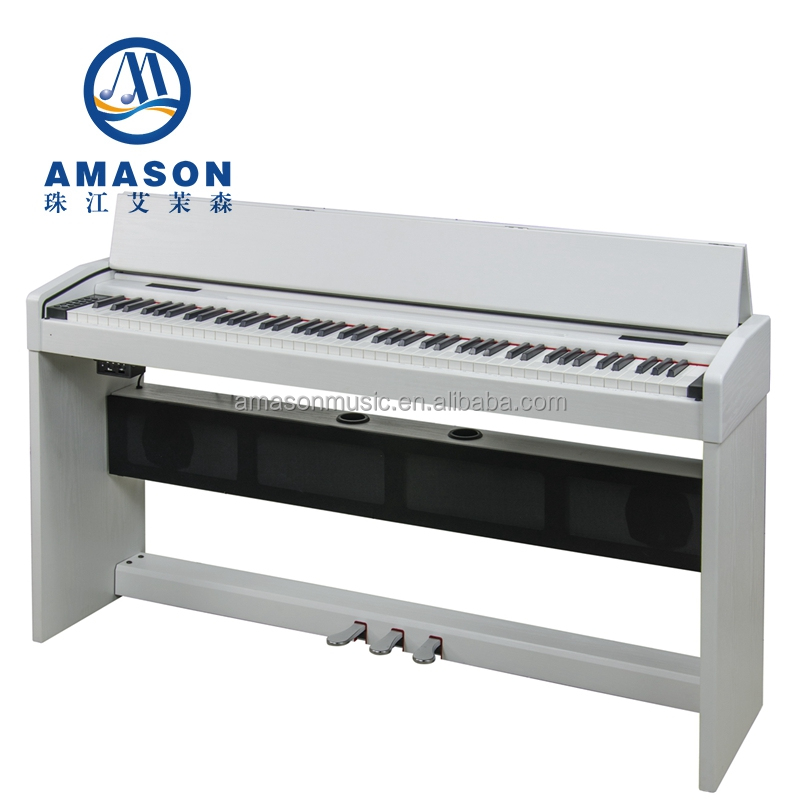 F-11 Digital Piano 88 Keys hammer action keyboard Electronic Piano musical instruments keyboard with stereo Speaker