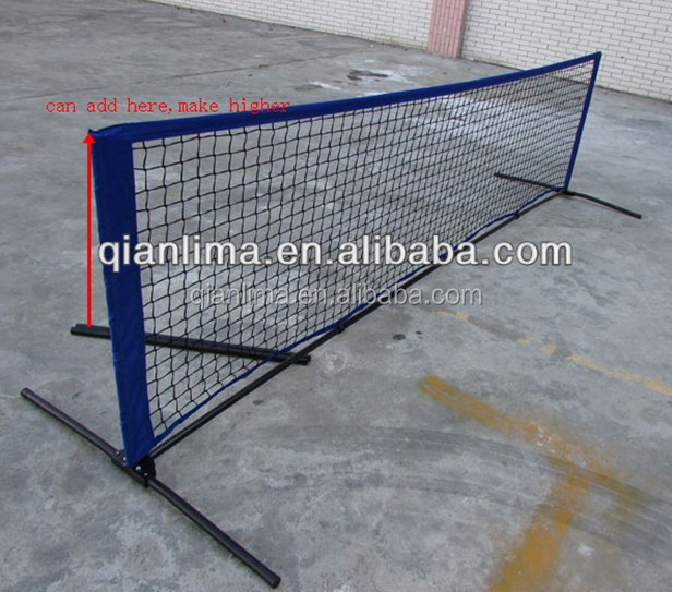 Multifunctional Foldable Mini Badminton Volleyball Tennis Net