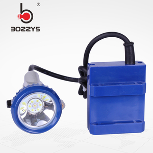 gas alarm new led mining lamp with wire safety helmet flashlight