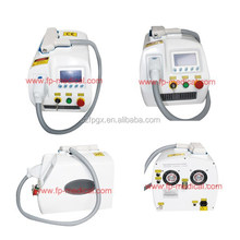 q switched laser tattoo removal/1064 nm 532nm laser medical