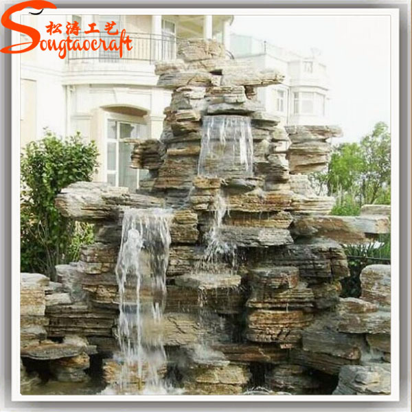 Customized Home Garden Fountain Mini Water Indoor