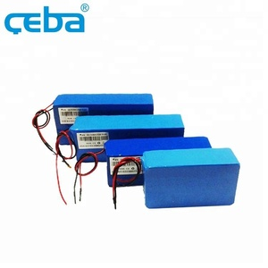 Customized Size 22.2V Rechargeable Li-ion 18650 6S4P Battery Pack for Electronic Product