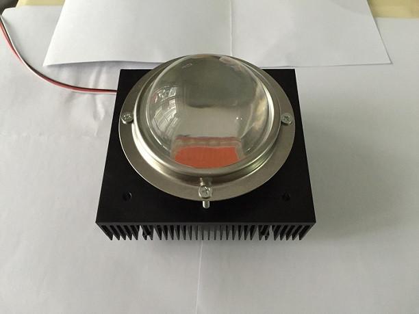 Actual Power 150w Diy Led Grow Kit 150w Led Grow Light Chip Power Supply Big Heat Sink Fan And Driver Big Lens Reflector Led Grow Lamp Lighting
