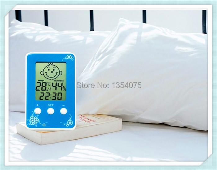 Vente en gros chambre hygrom tre d 39 excellente qualit de for Thermometre hygrometre chambre bebe