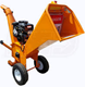 Forestry machinery self feeding wood shredder chipper machine blades for electric start wood chipper