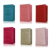 Fashion Protective Premium Full Grain Real Leather Blocking Wallet Case for Passport Holder