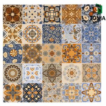 300x300 Morocco Style Wall Tile Decorative Wall Tiles Ceramic Tiles ...