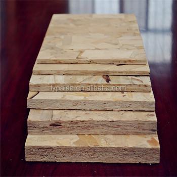 Unfinished OSB wood furniture wholesale/ 9mm OSB wood