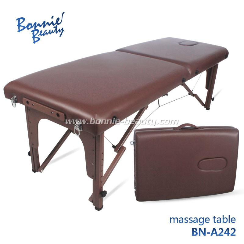 light spa used folding portable massage table for beauty shop bn a242 rh alibaba com used massage table prices used massage table sheets