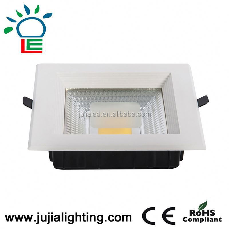 Hot Sell 3W LED down light housing Guangdong lighting WITHOUT LED