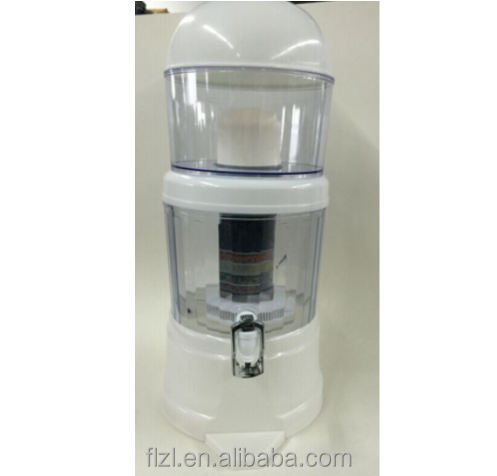 industrial big blue water filter housing , large-scale magnetic water filter