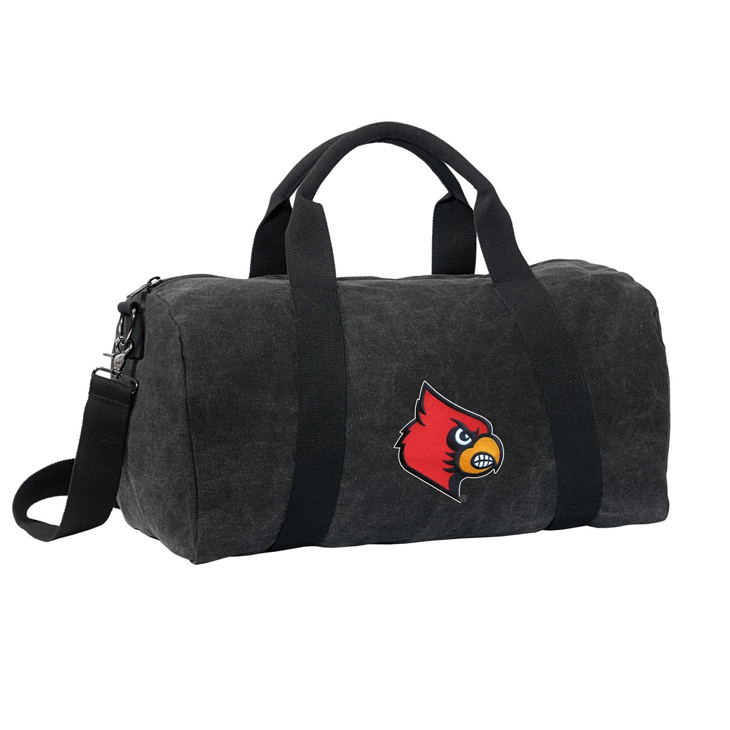 University of Louisville Duffel Bag or CANVAS Louisville Cardinals Suitcase  Luggage 501223fc41891