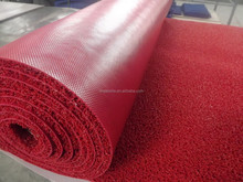PVC coil Floor Mat loop type automative Carpet roll