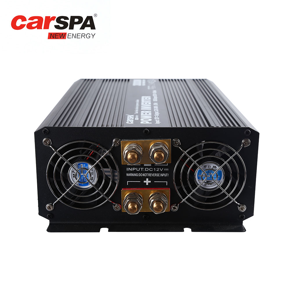 50Hz 60 Hz12V 24 V 48 V CC A CA 110 V 220 V 4000 W Power Inverter Converter Off Grid