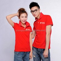 TD17 custom polo t-shirt short-sleeve custom logo printing wholesale