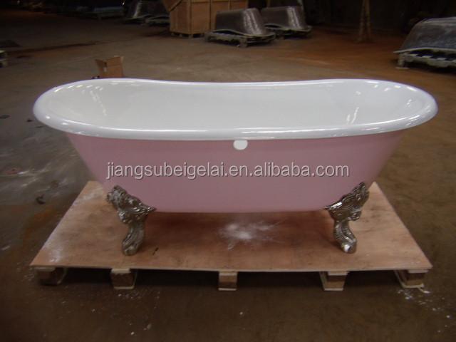 Vasca da bagno vintage e vasca clawfoot con grandi in for Accessori bagno vintage