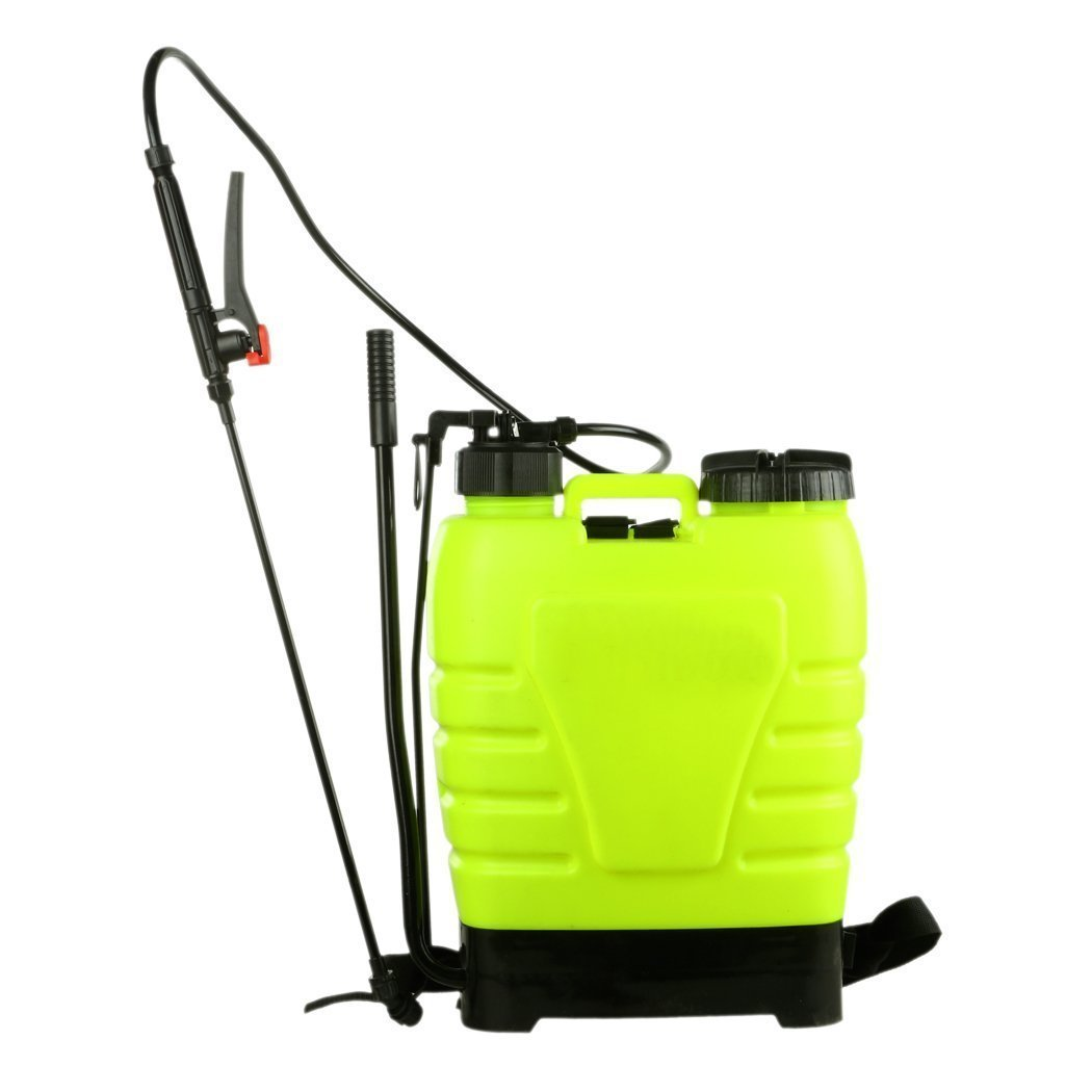Backpack Sprayer Lawn Garden Sprayer 4 Gallon 16L Pressure Water and Chemical Sprayer for Garden Lawn (US STOCK)