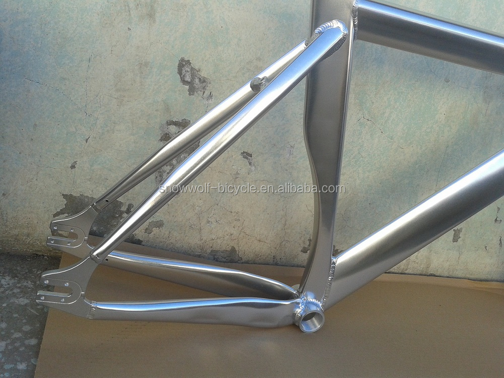 Hochwertigem Aluminium 6061 Bahnrad Rahmen/leichte 6061 Festrad ...