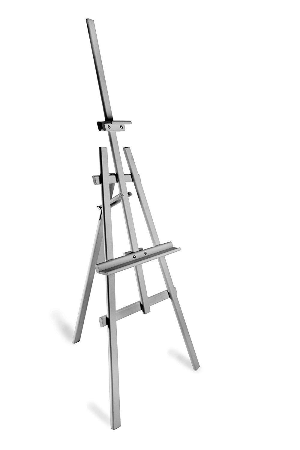 Darice 5209-66 Wood Easel Stand in Black Finish 5-Inch