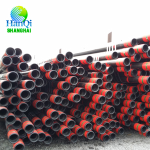 China oilfield casing pipe / oil tubing pipe / seamless steel pipe