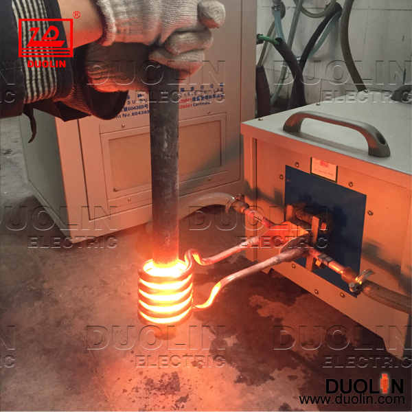 Energy saving induction heating tool