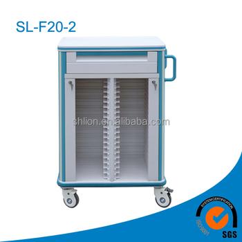 Medical Cabinet On Wheels,Medical Storage Cabinet,Abs Plastic ...