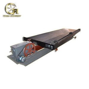 Mining Equipment shaking table price from mining machinery manufacturer