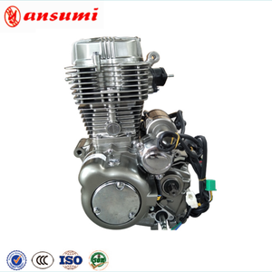 Cg 125 Motorcycle Spare Parts Zongshen 250Cc Engine Parts, Honda Engine