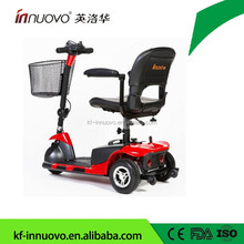 2018 Falcon Light weight classic disassemble mobility scooter with USA FDA &CE from china strongest manufactory supplier