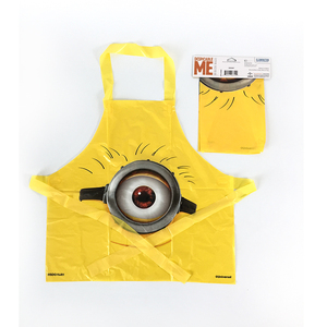 Recyclable Material Heat Seal Beedo Printed Plastic Party Apron Bag