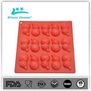 silicone ice cube tray,custom silicone ice cube tray,novelty silicone ice cube tray