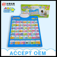 Hot Selling Spanish learning toys for kids Attractive learning content Multi language available CE 62115