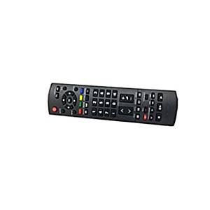 Easy Replacement Remote Conrtrol For panasonic N2QAYB000485 PT-60LCX64 TH-42PHWSUZ Viera LCD LED TV