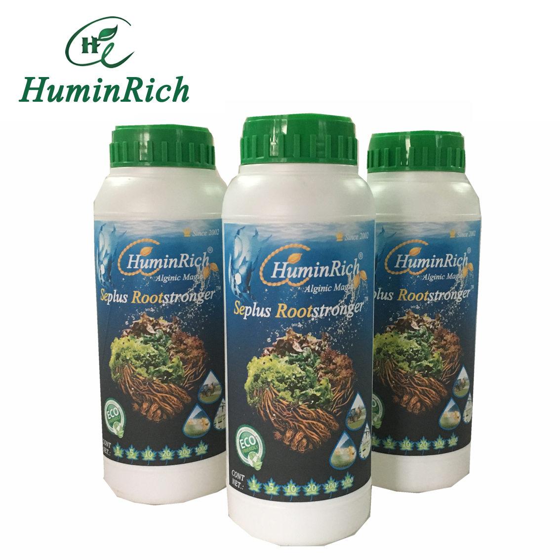 """HuminRich Seplus"" Extrato de Algas Fertilizante da Alga Ascophyllum Nodosum Fertilizante Líquido"