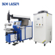 400W automatic mould laser welding machine for mold repairing