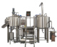 2BBL 3BBL 5BBL Pass the CE PED certificated beer brewing equipment for complete beer factory