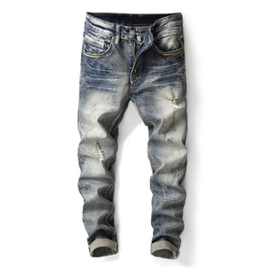 Stock/Custom Men Jeans Denim Pants Wholesale Denim Jeans Hot Sale