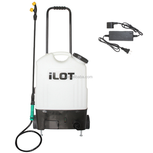 iLOT Hot Sale 16L agriculture battery power knapsack backpack sprayer electric sprayer