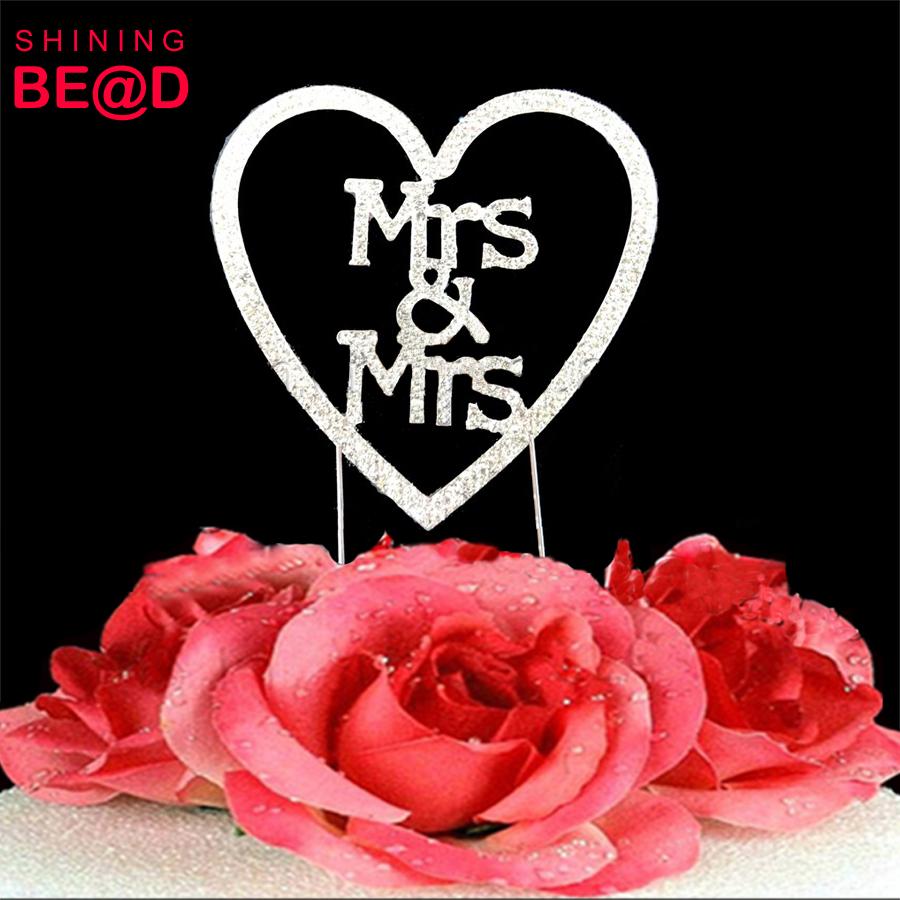 Benutzerdefinierte Hochzeitstorte Topper Braut Und Braut Fur Lesben