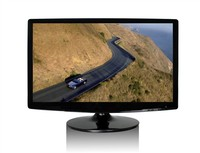 Portable 21.5inch LCD Monitor with cases, HD Film shooting frequency spectrum monitors