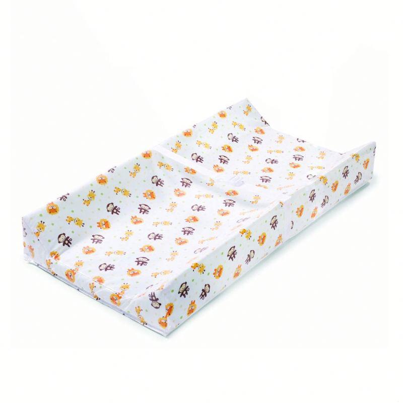 Venta directa de fábrica personalizado bebé almohadilla de cambio contorno estación bebé de la cubierta de la Mesa