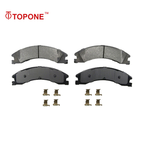 For FORD TRUCK Long Life Brake Pad Producer 8C2Z-2200-B D1330 Automotive Brake Systems Semi Metallic Brake Pad