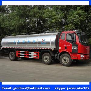 LOW price NEW 6x2 16000L foton milk transport truck