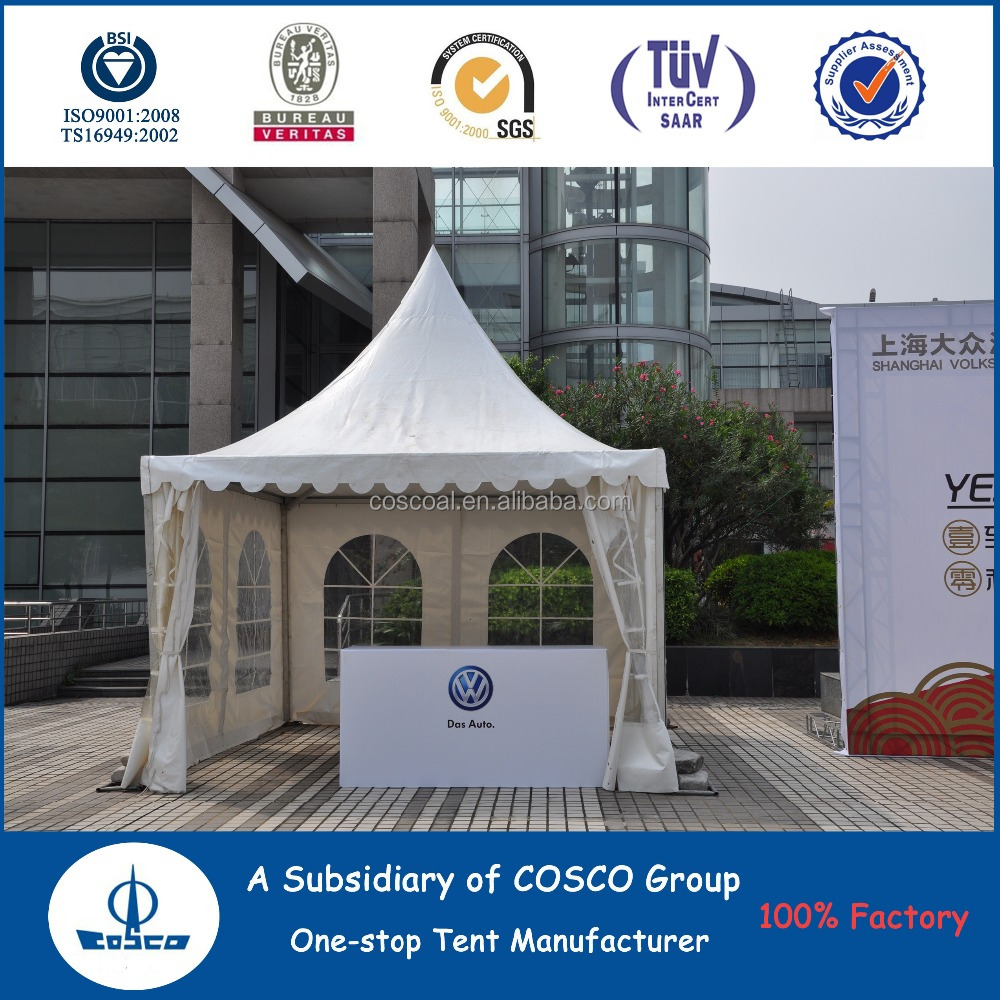 3x3 outdoor gazebo tent for church event