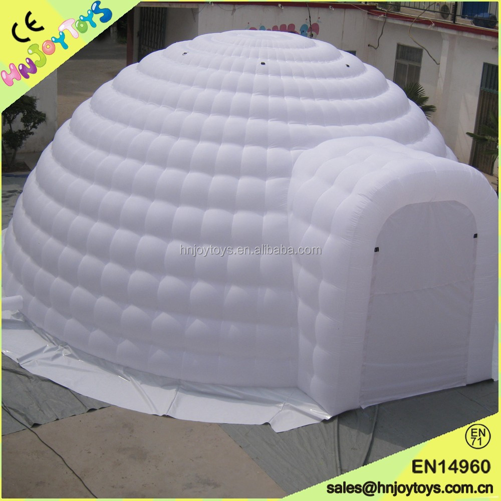 Outdoor structure inflatable igloo tent for rental inflatable sphere tent inflatable igloo tent & Outdoor structure inflatable igloo tent for rental inflatable ...