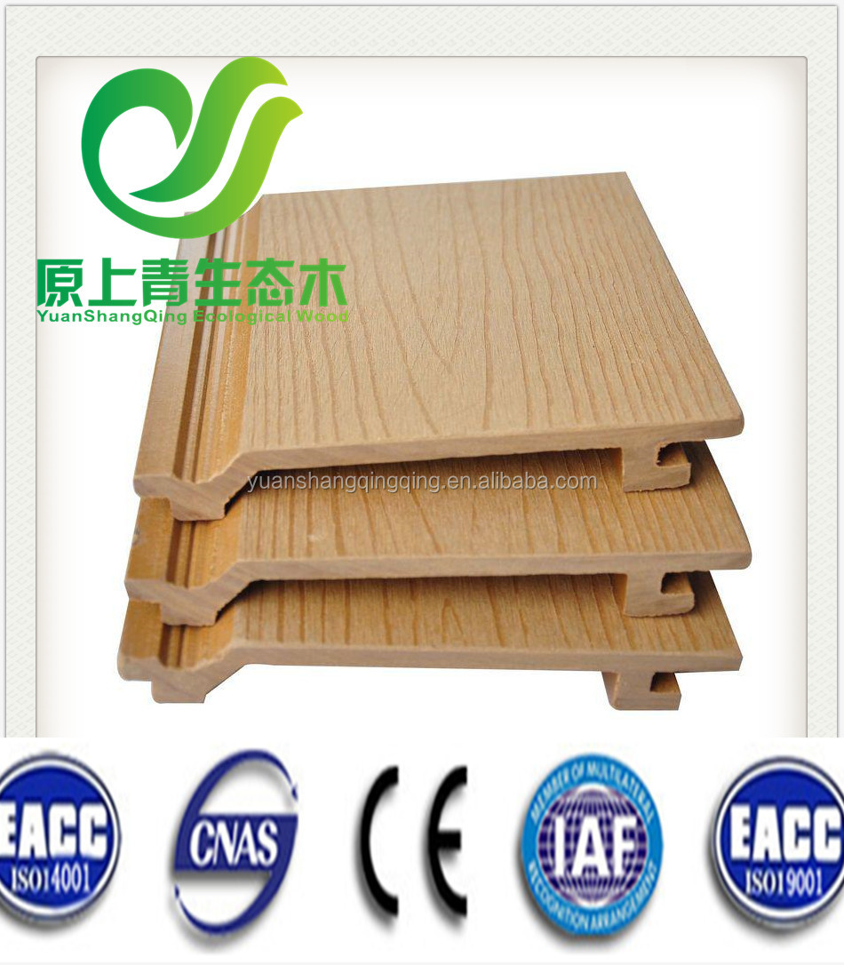 Wood Plastic Composite Indoor Pvc Wall Penal In Kitchen ,cocina,Kuche