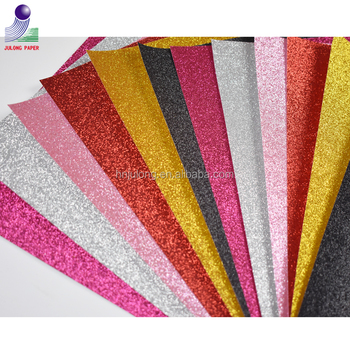 Glitter Paper Board for Packaging